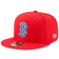 premium selection cd3b7 b6546 Product Image Boston Red Sox New Era Youth 2017 Players Weekend 59FIFTY  Fitted Hat - Red