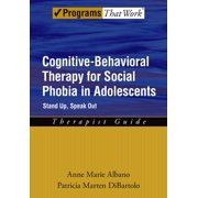 Cognitive-Behavioral Therapy for Social Phobia in Adolescents - eBook