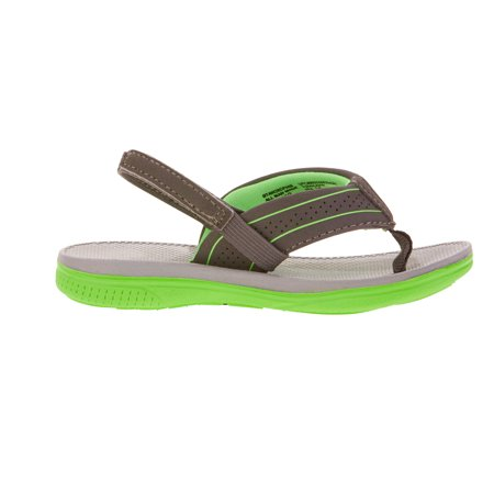 Toddler Boys' Sport Flip Flop - Flip Flop Cut Outs