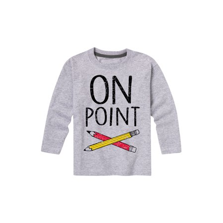 On Point - Youth Long Sleeve Tee