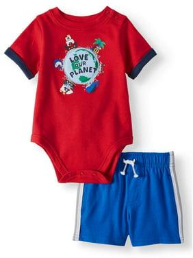 fcb98006a58e8 Baby Boys Clothing - Walmart.com