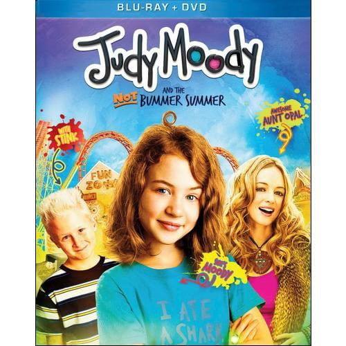 Judy Moody And The Not Bummer Summer (Blu-ray + DVD) (Widescreen)