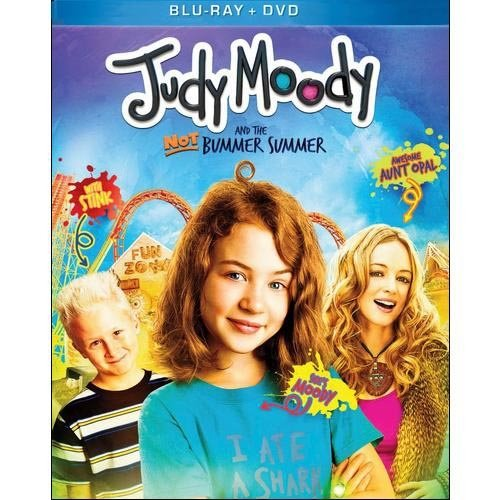 Judy Moody And The Not Bummer Summer (Blu-ray   DVD) (Widescreen)
