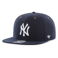New York Yankees Carhartt x '47 Captain Snapback Adjustable Hat - Navy - OSFA