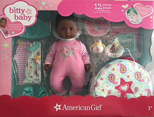 Free LA Pickup! American Girl Bitty Baby New In Box 12 Piece Starter Set