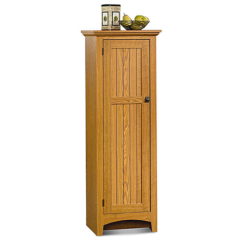 Sauder Pantry, Carolina Oak