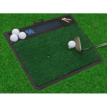 """Fanmats Kentucky Golf Hitting Mat 20"""" x 17"""" - image 2 de 2"""