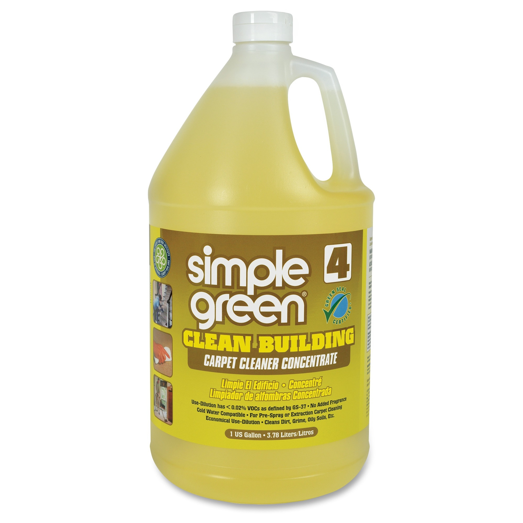 Carpet Cleaner Concentrate