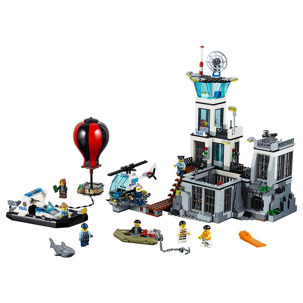 Lego City Police Prison Island 60130 by LEGO System Inc