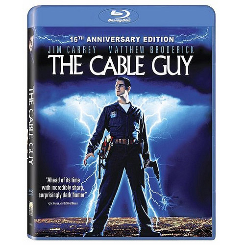 The Cable Guy (Blu-ray) (Widescreen)