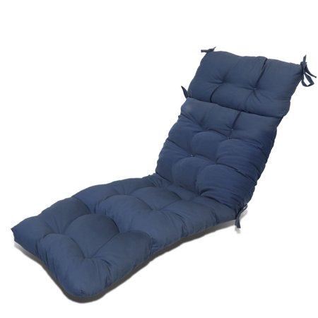 Magshion Outdoor Patio Pretty Wicker Chaise Lounge Chair