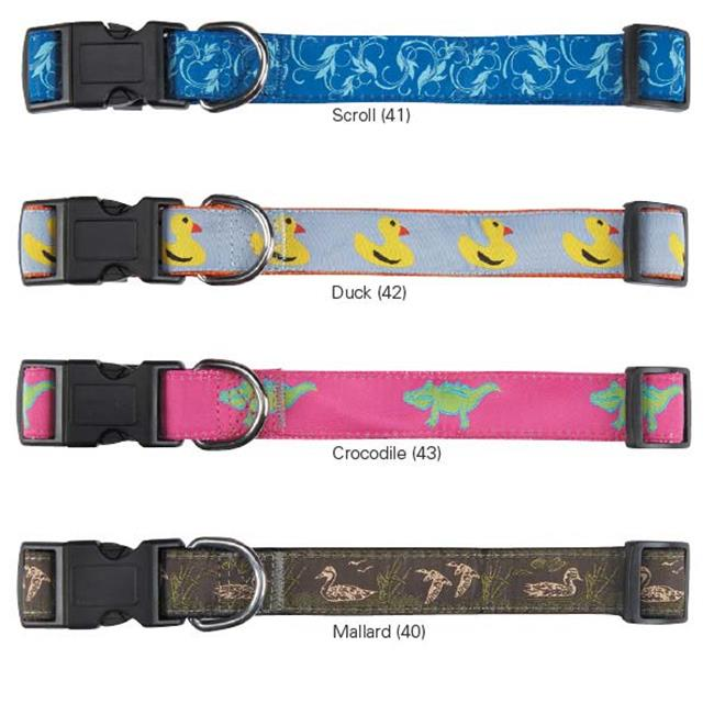 zack & zoey us5508 14 41 water ways collar 14-20 in scroll