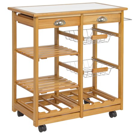 Wood Kitchen Storage Cart Dining Trolley W/ Drawers Food Preparation on kitchen cart with drop leaf, kitchen island cart, kitchen wine cart, kitchen storage cans, kitchen carts on wheels, kitchen cart with refrigerator, kitchen islands from lowe's, decor with painted kitchen carts, bed bath and beyond kitchen carts, kitchen storage shelf, kitchen delivery carts, kitchen storage hardware, serving carts, kitchen carts home depot, small kitchen carts, kitchen loading carts, industrial style kitchen carts, kitchen storage cages, kitchen carts w drawers, kitchen cart at target,