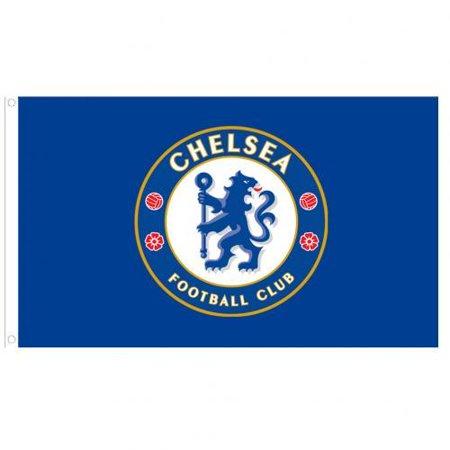 Chelsea FC Flag - Crest ()