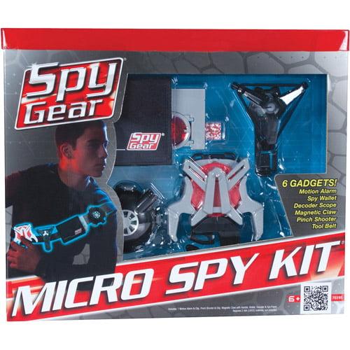 Spy Gear Micro Spy Kit X-8