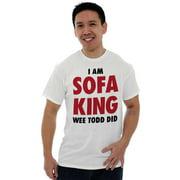 Nerd Mens T-Shirts T Shirts Tees Tshirt Sofa King Wee Todd Did Comedy Sketch TV Gift