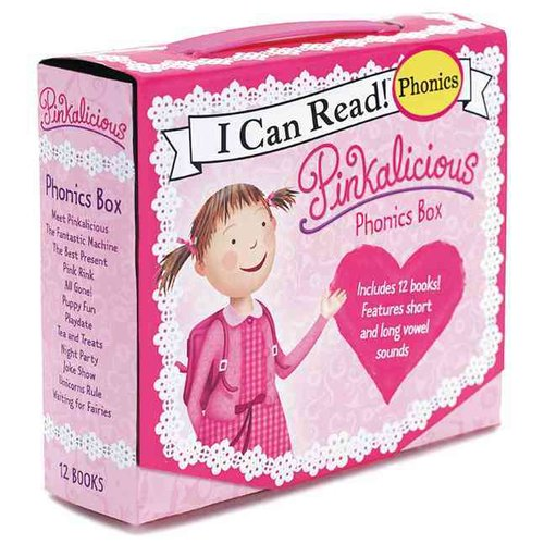 Pinkalicious Phonics Box