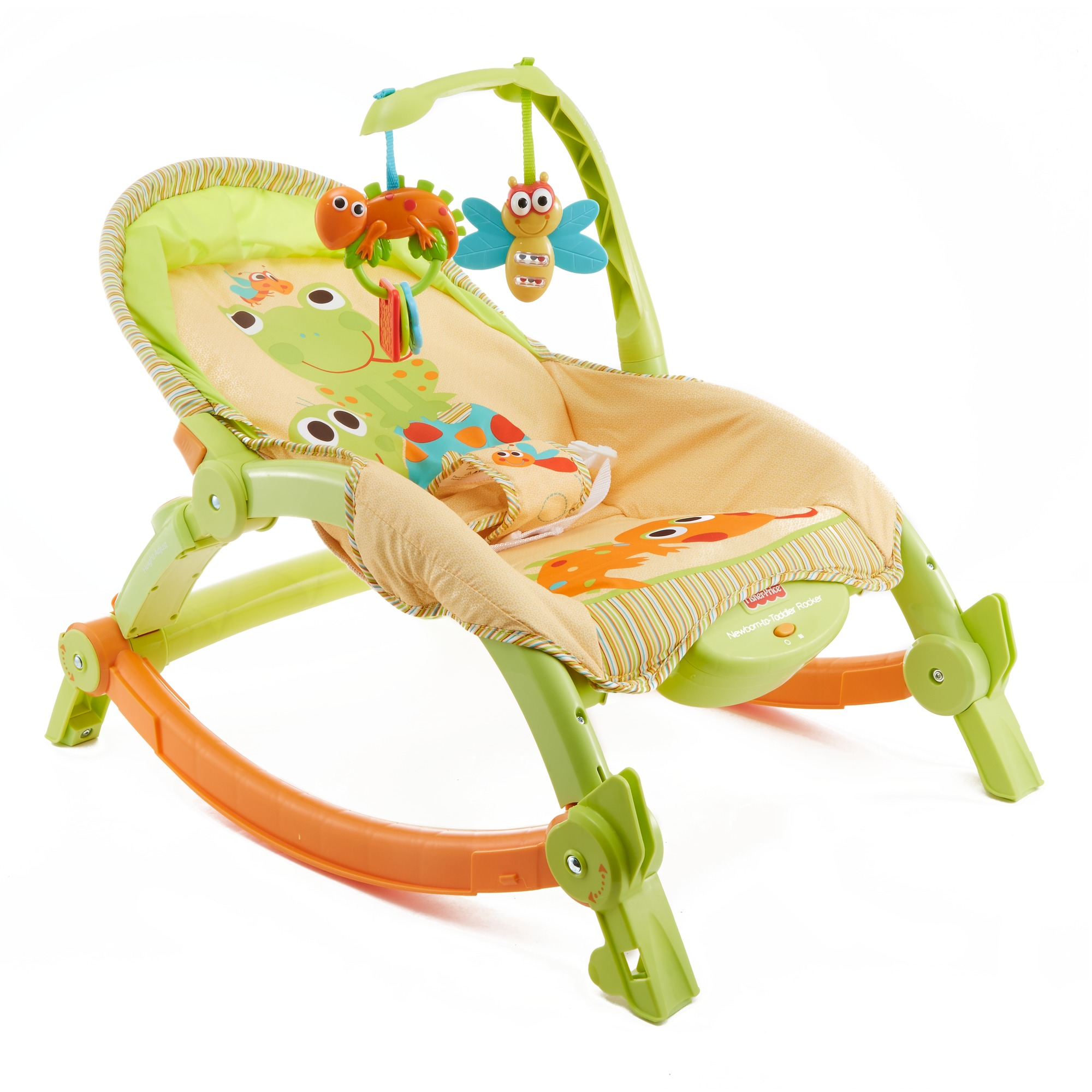 Fisher-Price Newborn-to-Toddler Rocker