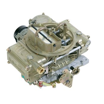 Carburetor, Holley OMC/VolvoGM 4.3L 4Bbl 600 CFM Electric Choke Pro #: 80492 X-Ref #: 0-80492;3857046