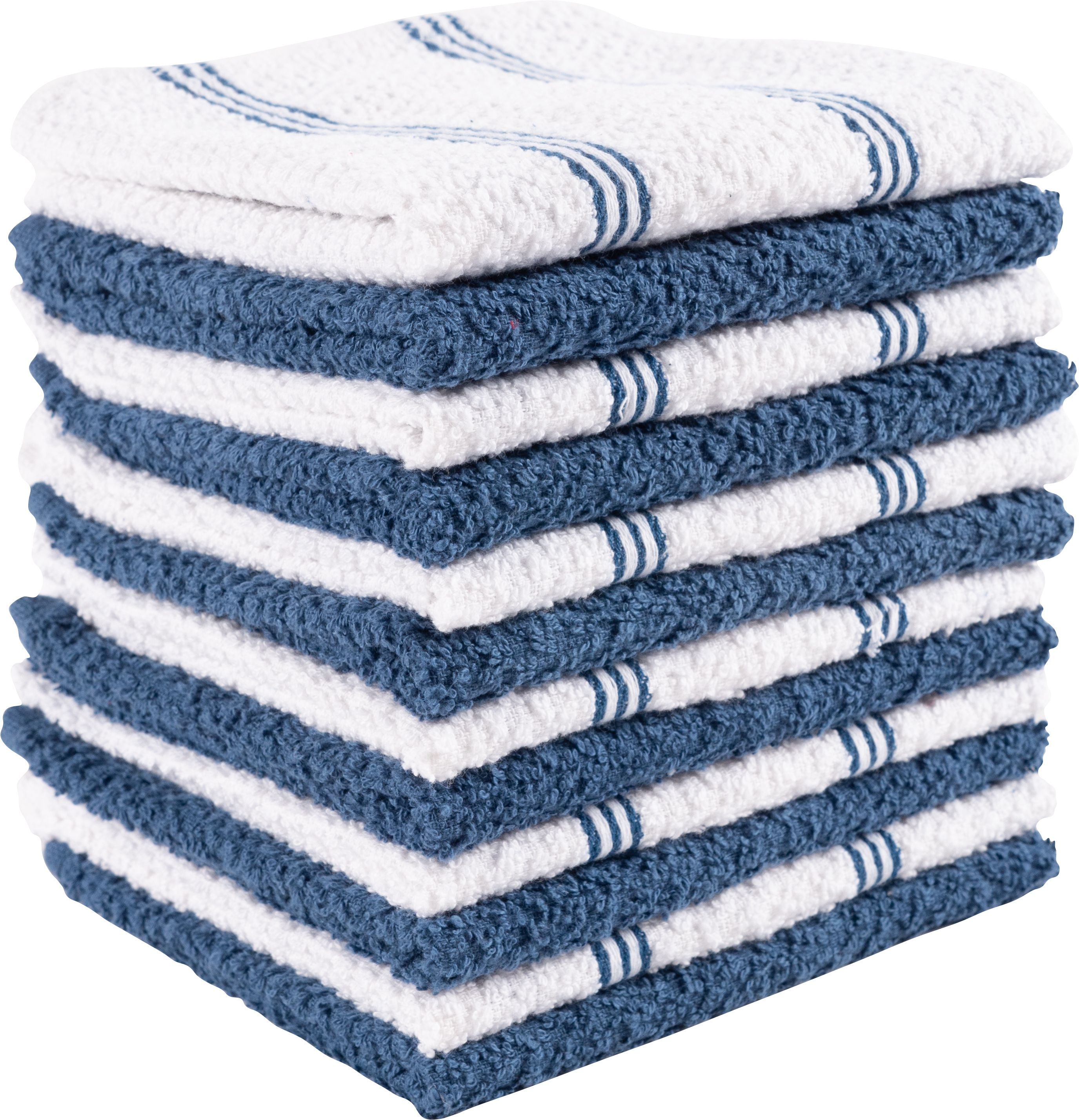 100 terrycloth shop rags towels cleaning wiping 100/% COTTON janitorial 12x12