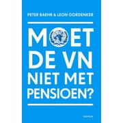 Moet de VN niet met pensioen - eBook