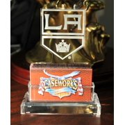 LA Kings  Business Card Holder with Gift Box