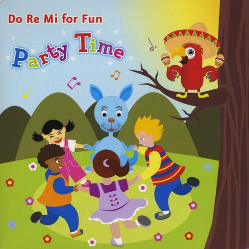 Do re mi music school do re mi for fun party time cd walmart com