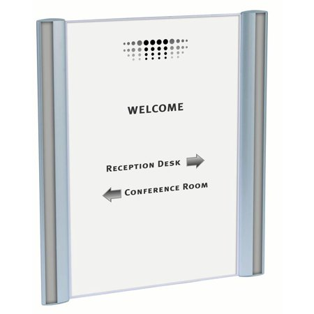 ALBA - Wall sign holder - Letter size