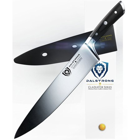 Dalstrong Large Chef Knife Gladiator Series German Hc