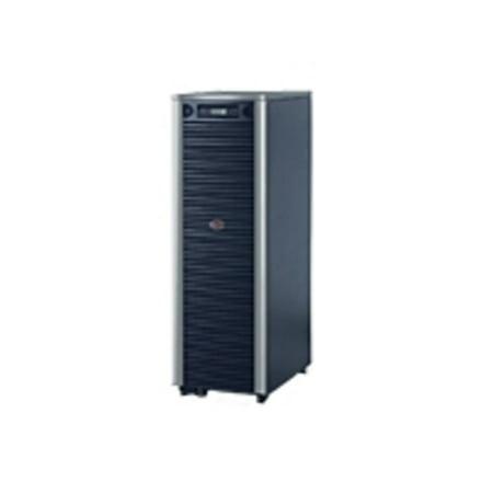 APC Symmetra LX 8kVA Scalable to 16kVA N+1 - Power array ( external ) - AC 208/240 V - 8000 VA - UPS battery lead acid  - Ethernet - 1 output connector(s) - 32