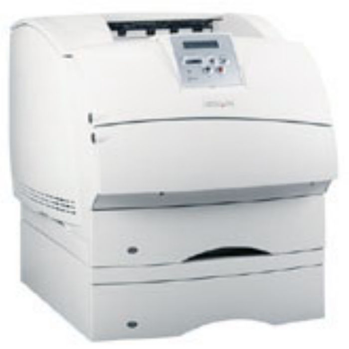 Lexmark Refurbish T634DTN Laser Printer (10G1630) - Seller Refurb
