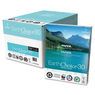Domtar EarthChoice30 Recycled Office Paper DMR1842