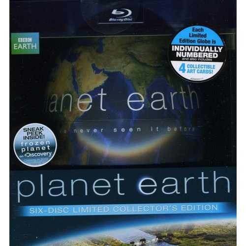Planet Earth (2006): The Complete Collection (Limited Edition/ Gift Set/ Blu-ray)
