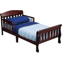 Delta Children Canton Toddler Bed, Multiple Colors, With Bed Rails