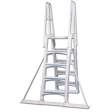 Vinyl Works Slide Lock A Frame Above Ground Pool Ladder