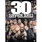 WWE: 30 Years Of Survivor Series by