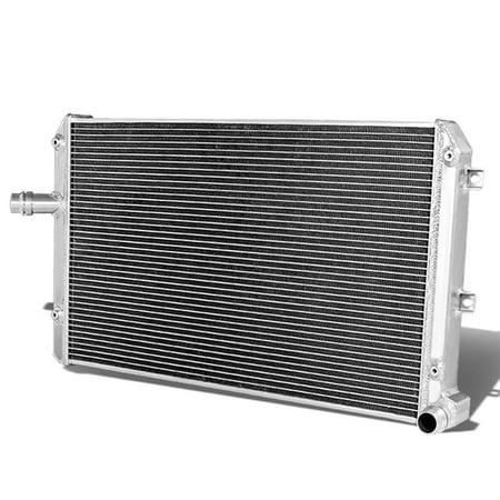 For 2006 to 2014 VW Jetta / GTI / Passat / Audi TT / A3 / S3 / Seat Leon 2.0T 2.0 TDI 2 -Row Full Aluminum Cooling Radiator 07 08 09 10 11 12 13 (2018 Vw Gti Radiator)