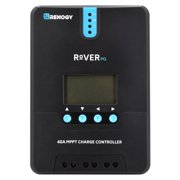 Best Charge Controllers - Renogy Rover 40 Amp Positive Ground MPPT Solar Review