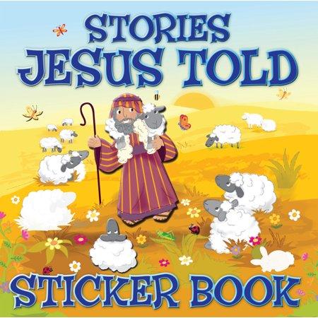 Amanda Sticker (Stories Jesus Told Sticker Book )
