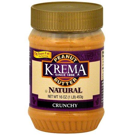 Krema Natural Peanut Butter Reviews