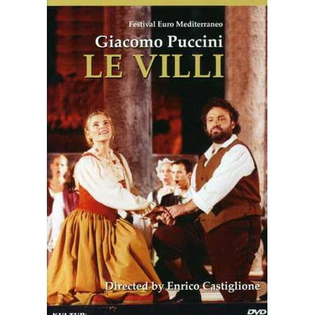 Le Villi (DVD) (Le Film Halloween)