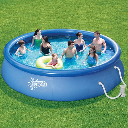 Summer Escapes 15 39 X 36 Quick Set Swimming Pool