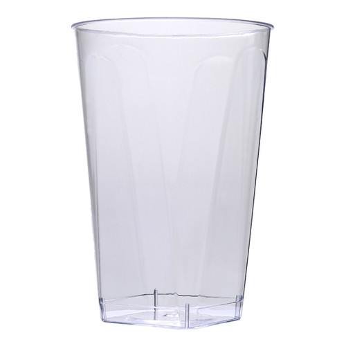 Chef Handler Hard Square Plastic Tumbler (Set of 100) by Chef Handler