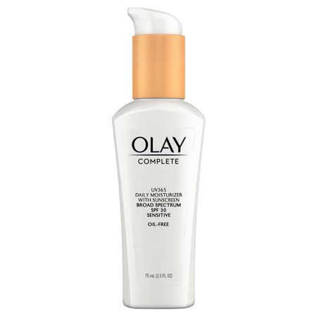 Olay Complete Lotion Moisturizer with SPF 30 Sensitive, 2.5 fl