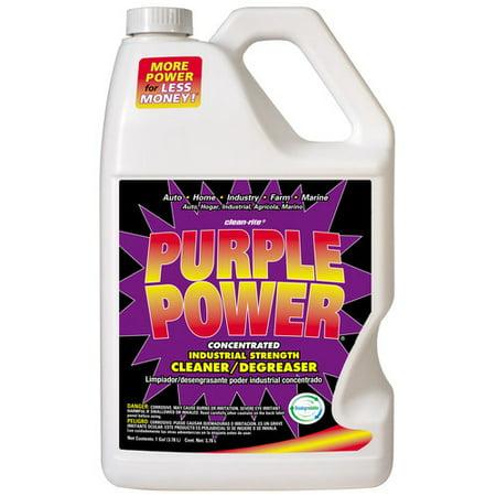 Purple Power Car Wash  Gallon