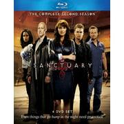 Sanctuary: The Complete Second Season (Blu-ray)