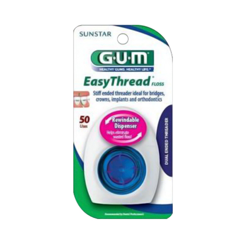 Butler Gum Easy Thread Floss, #3200B 1 Ea, 3 Pack by