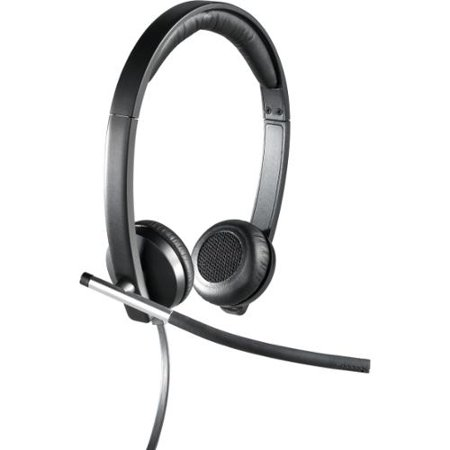 USB Headset Stereo H650e - Stereo - USB - Wired - 50 Hz -