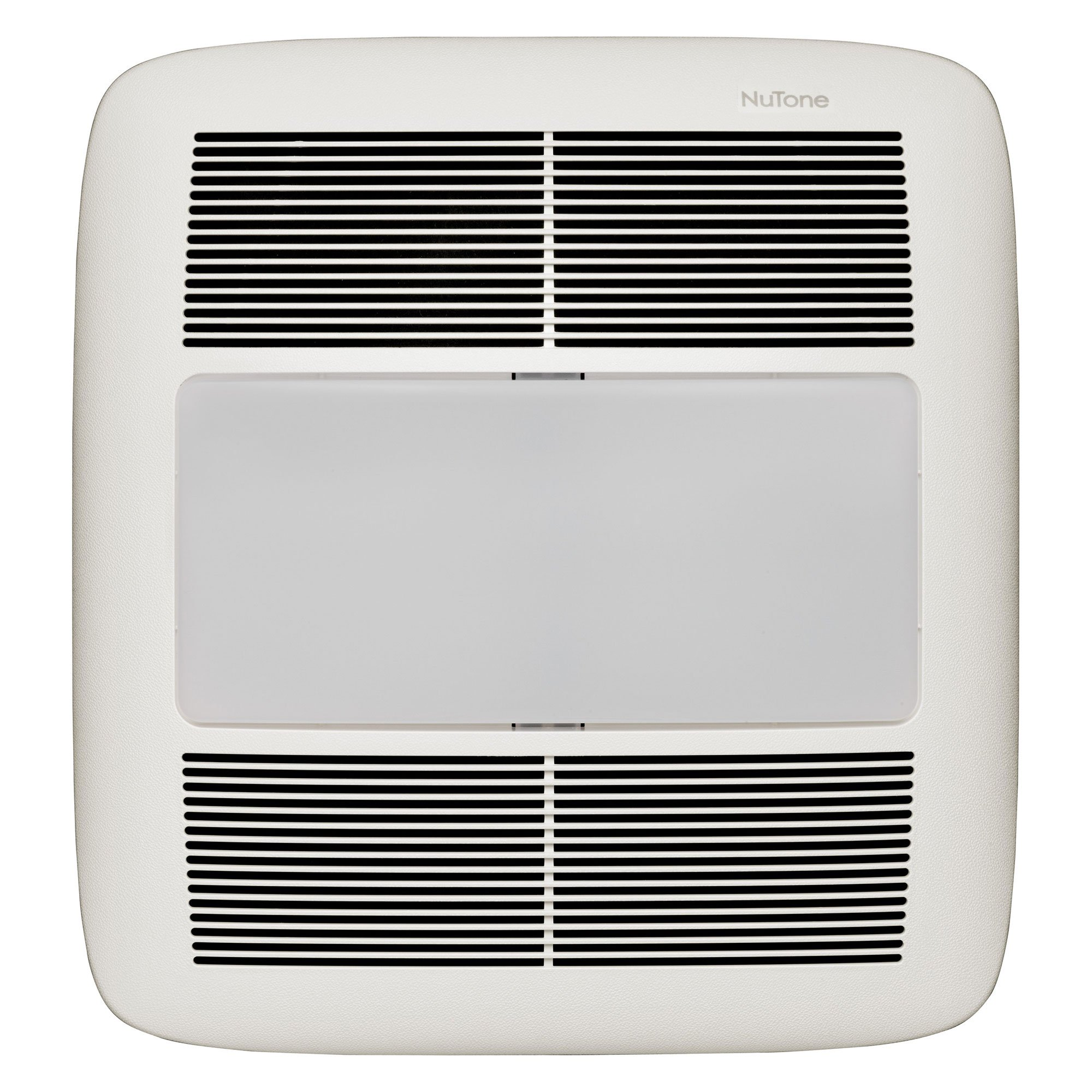 Broan RN80L Ultra Pro Series Single-Speed Bathroom Ventilation Fan with Light