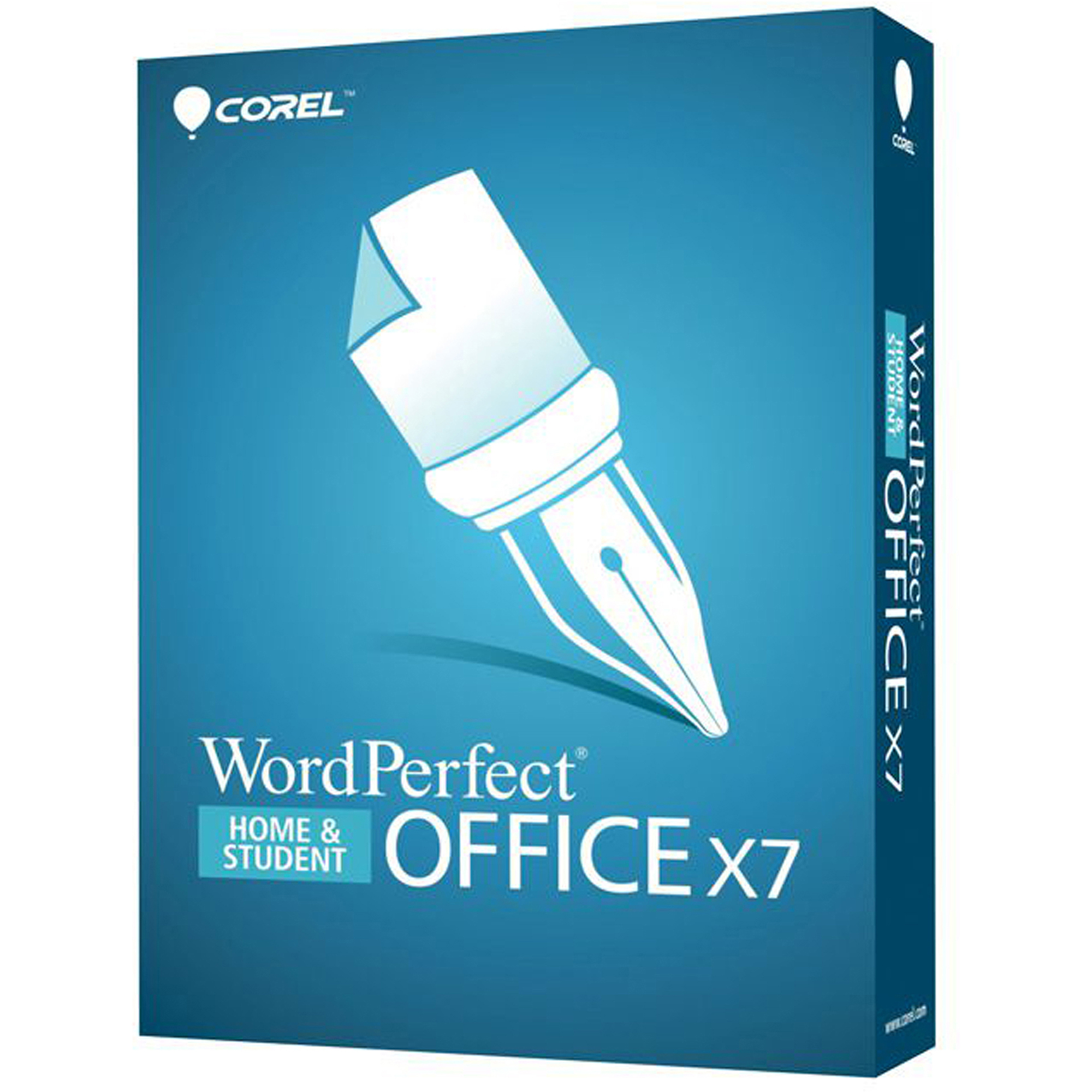 Corel ESDWPX7HSEN WordPerfect Office X7 Home and Student (PC)(Digital Code)